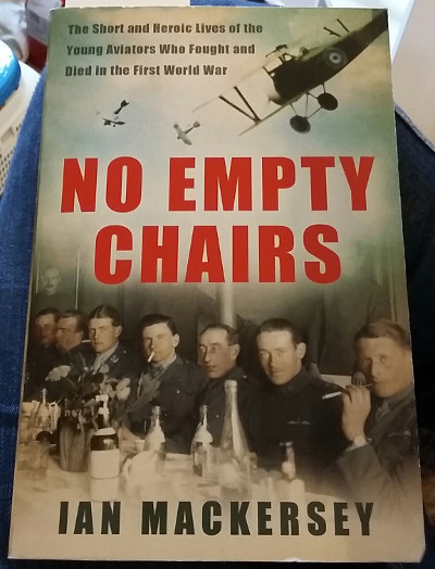 No Empty Chairs by Ian Mackersley